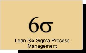 Lean Six Sigma Process Management Training Course